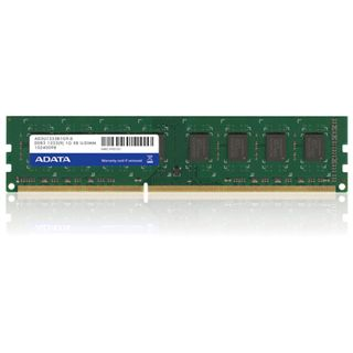 2GB ADATA Premier-Serie DDR3-1333 DIMM CL9 Single