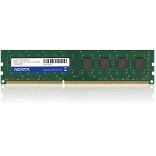 4GB ADATA Value DDR3-1333 DIMM CL9 Single