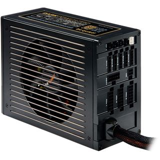 550 Watt be quiet! Dark Power Pro P9 Modular 80+ Gold