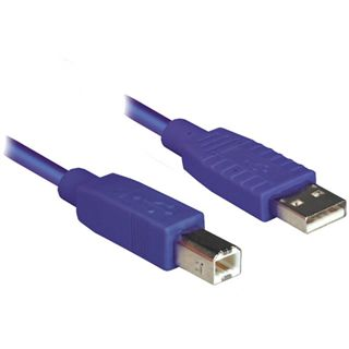 3.00m Good Connections USB2.0 Anschlusskabel USB A Stecker auf USB B