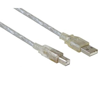 1.00m Good Connections USB2.0 Anschlusskabel USB A Stecker auf USB B