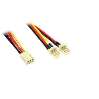 0.20m Good Connections Stromadapterkabel intern 3pol Buchse auf