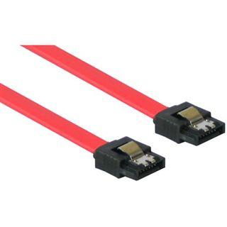 (€13,00*/1m) 0.30m Good Connections SATA 3Gb/s Anschlusskabel