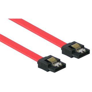 0.70m Good Connections SATA 3Gb/s Anschlusskabel SATA Stecker auf