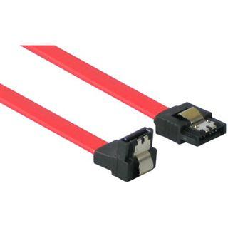 0.50m Good Connections SATA 3Gb/s Anschlusskabel SATA Stecker auf