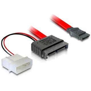 0.30m Good Connections SATA 3Gb/s Anschlusskabel Slimline SATA
