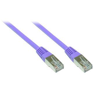10.00m Good Connections Cat. 5e Patchkabel FTP RJ45 Stecker auf RJ45