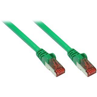 (€1,38*/1m) 5.00m Good Connections Cat. 6a Patchkabel S/FTP PiMF