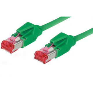 1.00m Good Connections Cat. 6 Patchkabel S/FTP PiMF RJ45 Stecker auf