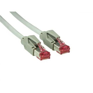 10.00m Good Connections Cat. 6 Patchkabel S/FTP PiMF RJ45 Stecker auf