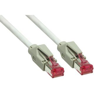2.00m Good Connections Cat. 6 Patchkabel Crossover S/FTP PiMF RJ45