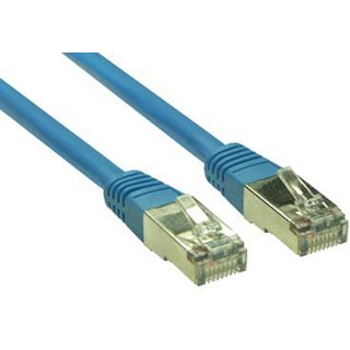(€0,98*/1m) 5.00m Good Connections Cat. 5e Patchkabel S/FTP RJ45