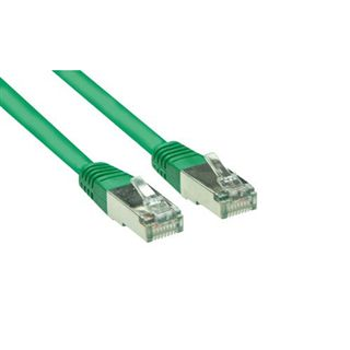 (€7,80*/1m) 0.50m Good Connections Cat. 5e Patchkabel S/FTP RJ45