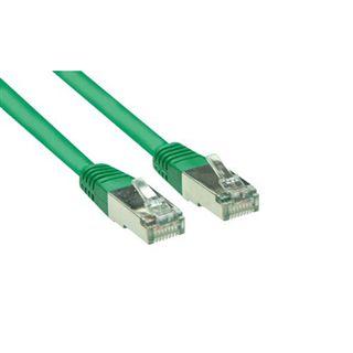 (€0,98*/1m) 5.00m Good Connections Cat. 5e Patchkabel S/FTP RJ45