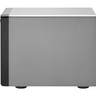 """QNAP Turbostation TS-419P+ NAS System für 4x2,5"""" oder"""