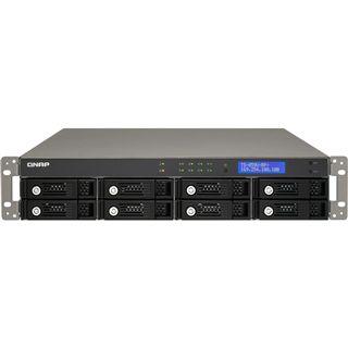 "QNAP Turbostation TS-859U-RP+ NAS System für 8x2,5"" oder"