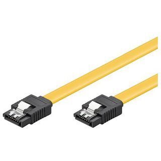 (€3,90*/1m) 1.00m Good Connections SATA 6Gb/s Anschlusskabel