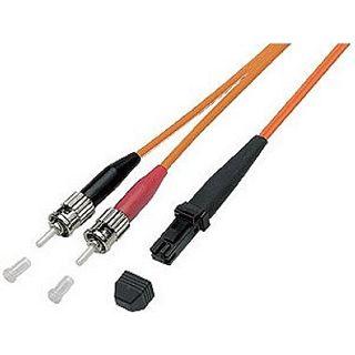 5.00m Good Connections LWL Duplex Anschlusskabel 62,5/125 µm