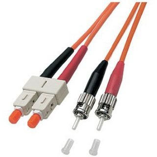 (€1,98*/1m) 5.00m Good Connections LWL Duplex Anschlusskabel