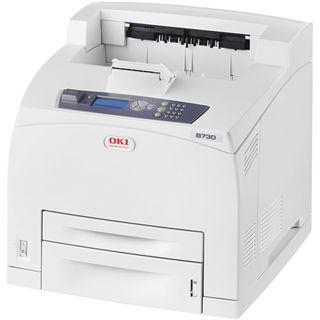 OKI B730N S/W Laser Drucken LAN/Parallel/USB 2.0