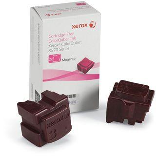 Xerox feste Tinte 2er-Pack 108R00932 magenta