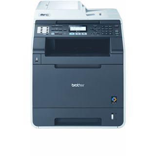 Brother MFC-9465CDN Farblaser Drucken/Scannen/Kopieren/Faxen LAN/USB