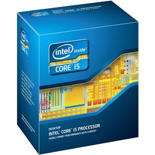 Intel Core i5 2500 4x 3.30GHz So.1155 BOX