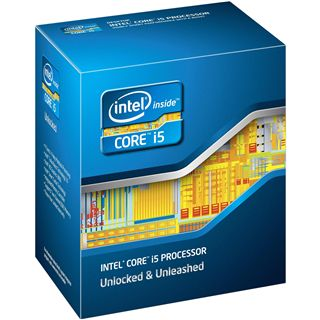Intel Core i5 2500K 4x 3.30GHz So.1155 BOX