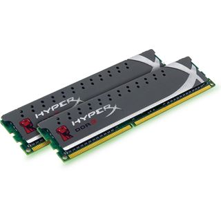 4GB Kingston HyperX Genesis SE Grey DDR3-2133 DIMM CL9 Dual Kit