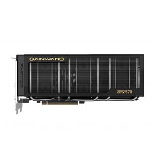 1GB Gainward GeForce GTX 570 Golden Sample Aktiv PCIe 2.0 x16 (Retail)