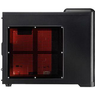 AeroCool BX-500 Evil Black Edition Midi Tower ohne Netzteil schwarz