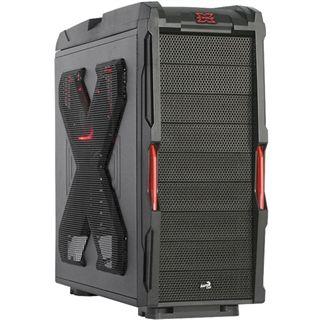 Aerocool Strike-X Midi-Tower - black/black