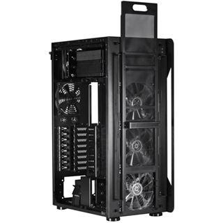 Lian Li PC-X500FX Window Midi Tower ohne Netzteil schwarz