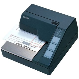 Epson TM-U295 schwarz Nadeldrucker Seriell
