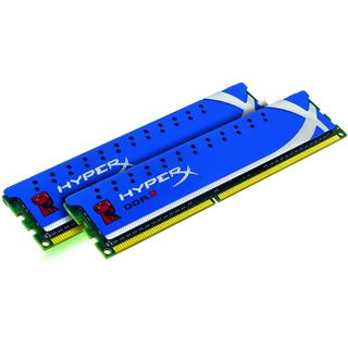 8GB Kingston HyperX DDR3-1333 DIMM CL7 Dual Kit