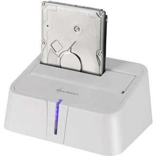 "Sharkoon QuickPort XT Dockingstation für 2.5"" und 3.5"""