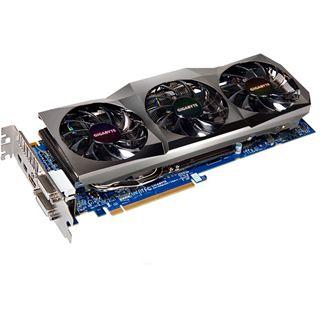 1GB Gigabyte Radeon HD 6870 OC Aktiv PCIe 2.1 x16 (Retail)