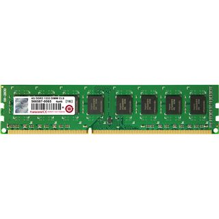 4GB Transcend JetRAM DDR3-1333 DIMM CL9 Single