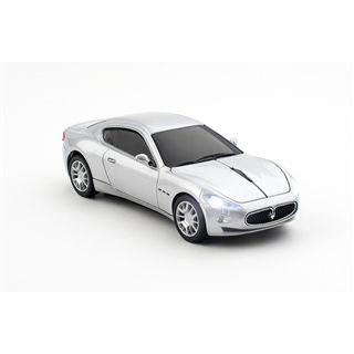 Pawas Trading GmbH Car-Mouse Maserati Gran Turismo USB silber