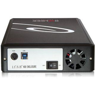 "Delock 42484 5.25"" (13,34cm) USB 3.0 schwarz"