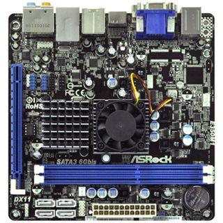 ASRock E350M1 AMD A50M So.FM1 Dual Channel DDR3 Mini-ITX Retail
