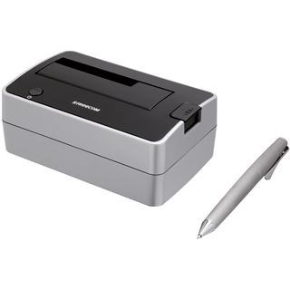 "Freecom Hard Drive Dock Quattro Dockingstation für 2.5"" und"
