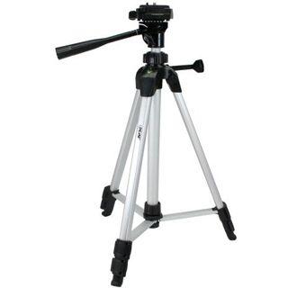 InLine Stativ für Digitalkameras und Videokameras, , Aluminium,