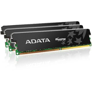 12GB ADATA XPG G Series DDR3-1600 DIMM CL9 Tri Kit