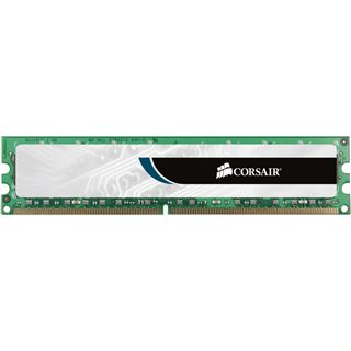 2GB Corsair ValueSelect DDR3-1333 DIMM CL9 Single