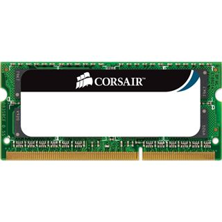2GB Corsair ValueSelect DDR2-800 SO-DIMM CL5 Single