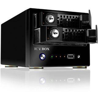 ICY BOX NAS6220 MediaServer 2xSATA