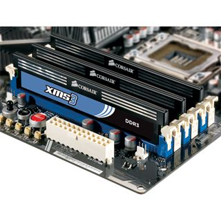 3GB Corsair XMS3 DDR3-1333 DIMM CL9 Tri Kit