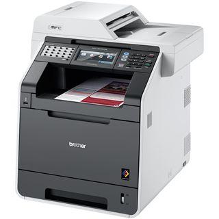 Brother MFC-9970CDW Farblaser Drucken/Scannen/Kopieren/Faxen LAN/USB