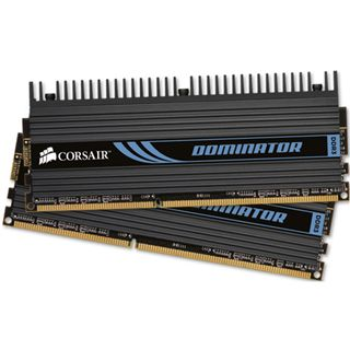 4GB Corsair Dominator DDR3-1600 DIMM CL9 Dual Kit